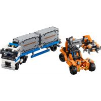 LEGO Technic 42062 Preprava kontajnerov 2