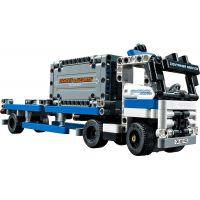 LEGO Technic 42062 Preprava kontajnerov 4