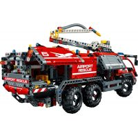 LEGO Technic 42068 Letiskové záchranné vozidlo 4