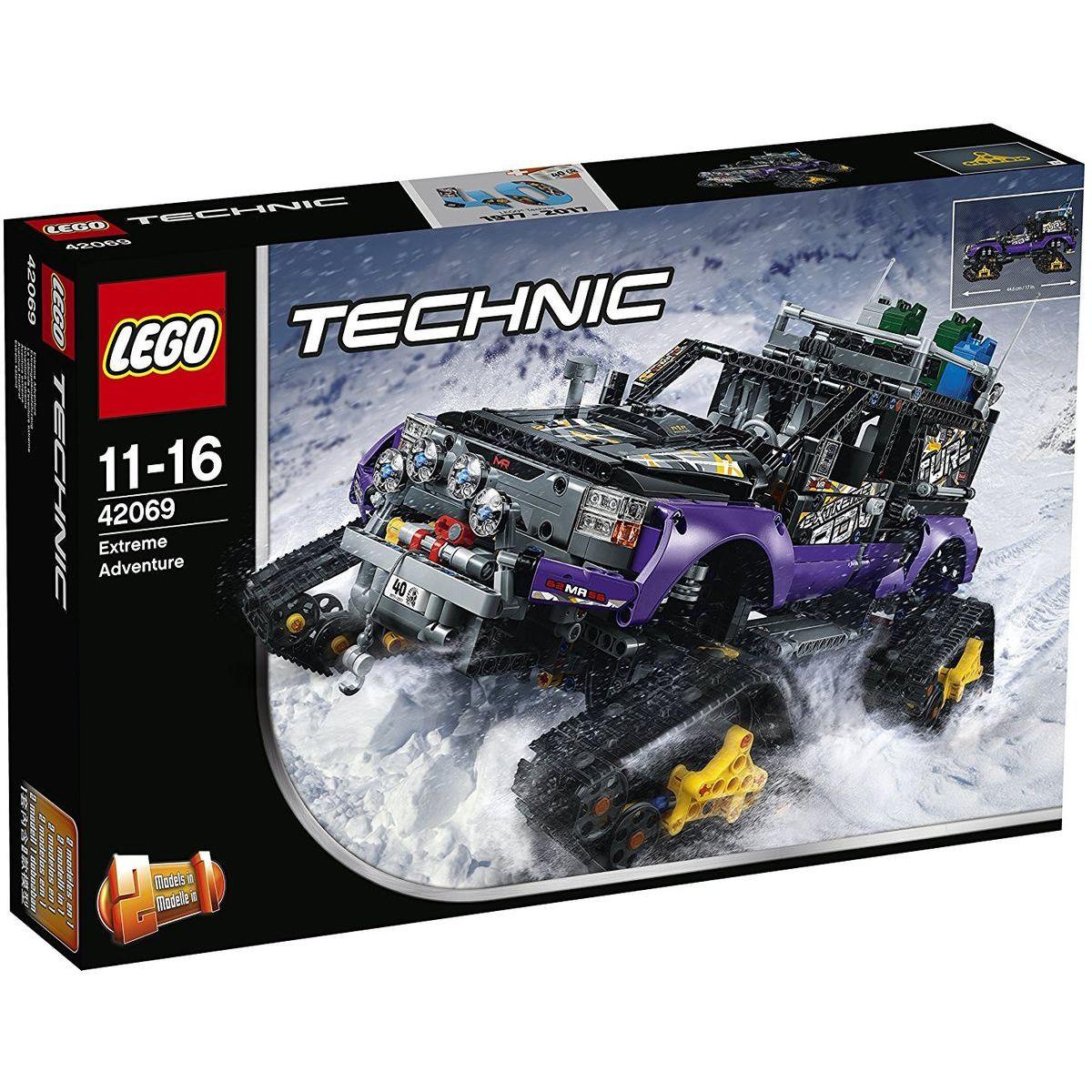 LEGO Technic 42069 Extrémne terénne vozidlo