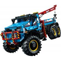 LEGO Technic 42070 Terénne odťahové vozidlo 6x6 - Poškozený obal