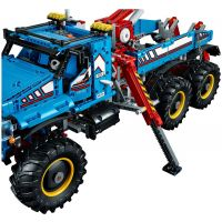 LEGO Technic 42070 Terénne odťahové vozidlo 6x6 - Poškozený obal 3