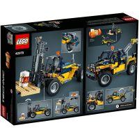 LEGO Technic 42079 Vysokozdvižný vozík 2