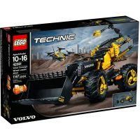 LEGO Technic 42081 Volvo Koncept Kolesový nakladač ZEUX