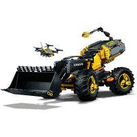 LEGO Technic 42081 Volvo Koncept Kolesový nakladač ZEUX 3