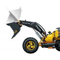 LEGO Technic 42081 Volvo Koncept Kolesový nakladač ZEUX 4