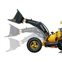 LEGO Technic 42081 Volvo Koncept Kolesový nakladač ZEUX 5