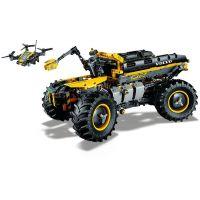 LEGO Technic 42081 Volvo Koncept Kolesový nakladač ZEUX 6