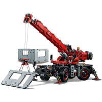 LEGO Technic 42082 Terénny žeriav 3