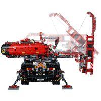 LEGO Technic 42082 Terénny žeriav 4
