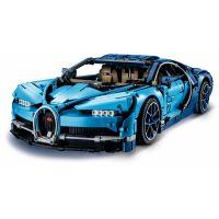 LEGO Technic 42083 Bugatti Chiron - Poškozený obal