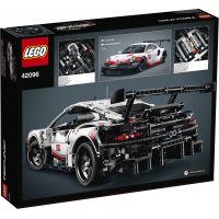 LEGO Technic 42096 Preliminary GT Race Car 3