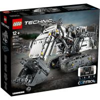 LEGO Technic 42100 Bager Liebherr R 9800
