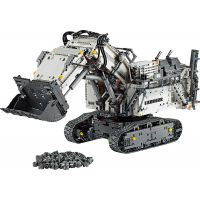 LEGO Technic 42100 Bager Liebherr R 9800