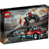 LEGO Technic 42106 Kaskadérske vozidlá