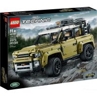 LEGO Technic 42110 Land Rover Defender 4
