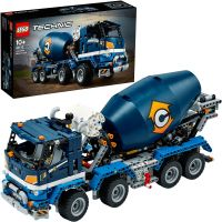LEGO® Technic 42112 Nákladiak s miešačkou na betón