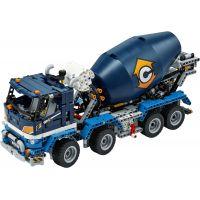 LEGO Technic 42112 Nákladiak s miešačkou na betón