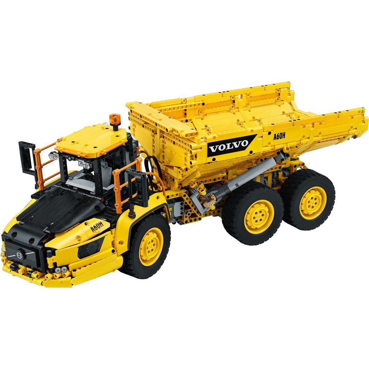 LEGO Technic 42114 Kĺbový dumper Volvo 6x6