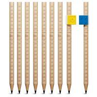 LEGO ceruzka grafitová 9 ks
