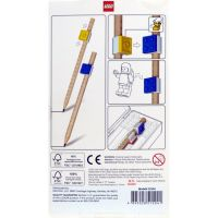 LEGO ceruzka grafitová 9 ks 4