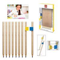 LEGO ceruzka grafitová 9 ks 6
