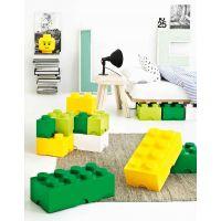 LEGO úložný box 25 x 25 x 18 cm jarná zelená 3