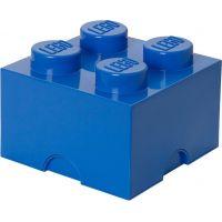 LEGO Úložný box 25 x 25 x 18 cm modrá