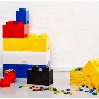 LEGO úložný box 25 x 25 x 18 cm svetložltá 2
