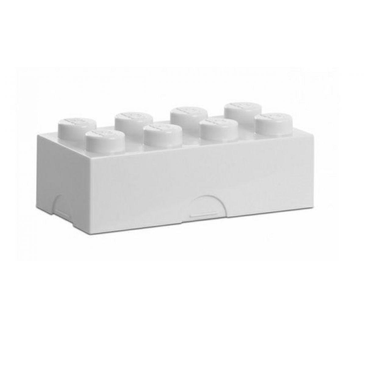 LEGO úložný box 25 x 50 x 18 cm biela