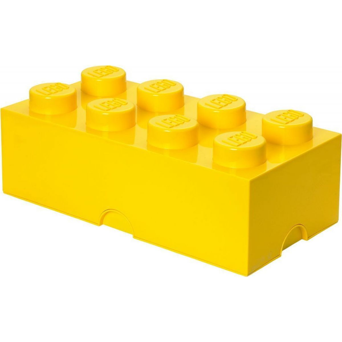 LEGO Úložný box 25x50x18cm Žlutá - Poškozený obal