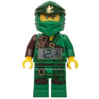 LEGO® Ninjago Lloyd (2019) - hodiny s budíkom