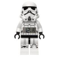 LEGO® Star Wars Stormtrooper (2019) - hodiny s budíkom
