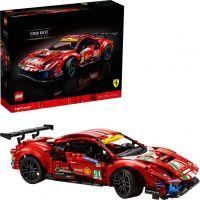 LEGO® Technic 42125 Ferrari 488 GTE AF Corse 51 - Poškodený obal