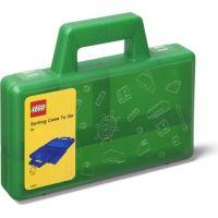 LEGO® úložný box TO-GO - zelená