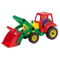 LENA 04161 Aktivní traktor se lžící