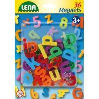 Lena Magnetické písmená malé