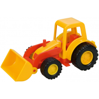 Lena Mini Compact traktor s prívesom 1231