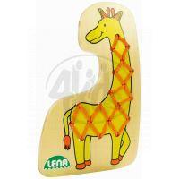 Lena Navlékací obrázek Žirafa