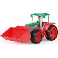 Lena Truxx Traktor s prívesom na seno s ozdobným kartónom 3