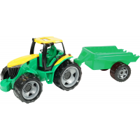 Lena Veľký traktor s prívesom 94 cm