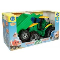 Lena Veľký traktor s prívesom 94 cm 4