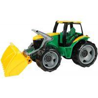 Lena Veľký traktor s lyžicou a prívesom 110 cm 2