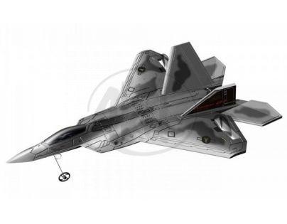 Silverit Letadlo R/C F22 - Šedá