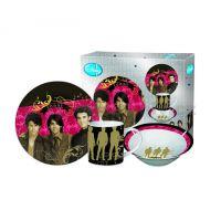 Licence Only Desiatová súprava 3 ks Jonas Brothers