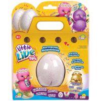 Little Live Pets Kuriatko Ružové vajíčko
