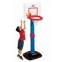 Little Tikes Basketbalový kôš TotSports 4