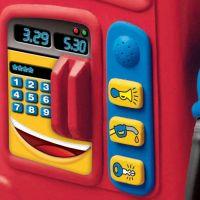 Little Tikes Cozy Benzínová pumpa 3