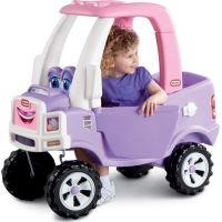 Little Tikes Cozy Truck Odrážadlo terénne auto - ružové 3