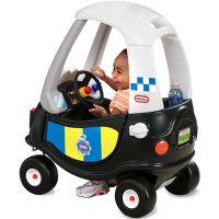 Little Tikes Autíčko Cozy Coupe Policajná patrola 2